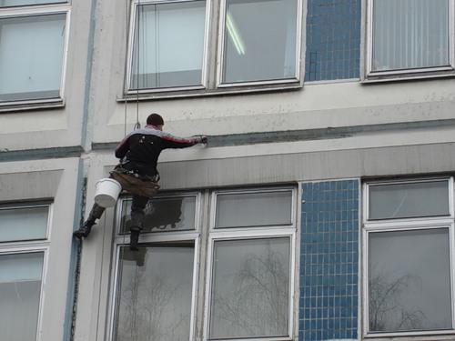 Утепление швов в панельных домах условия
